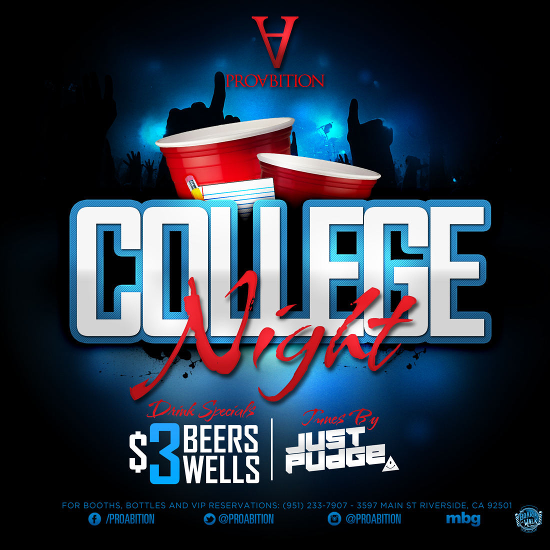 College Nights - ProAbition